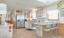 CV9A: Net House A l Kitchen Area