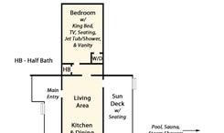 CV2A: Juniper A l Floor Plan