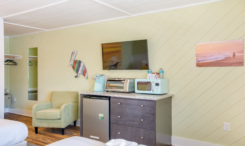 See Sea Motel   Room 17: Tail Rocker