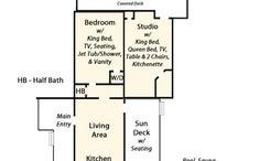 CV2: Juniper l Floor Plan