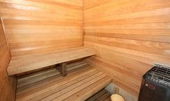 Community Sauna at The Castle