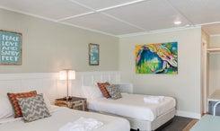 The Tar Heel Motel   Room 28: The Colington Creek Room