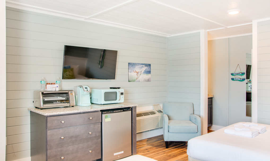 See Sea Motel   Room 12: Nose Guard